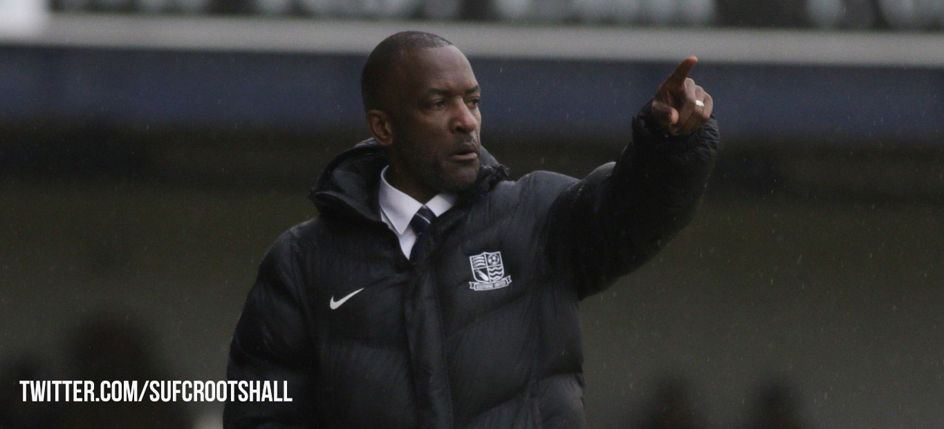 CHRIS NAMED AS SOUTHEND UNITED BOSS